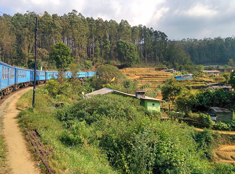 Tips for train travel in Sri Lanka