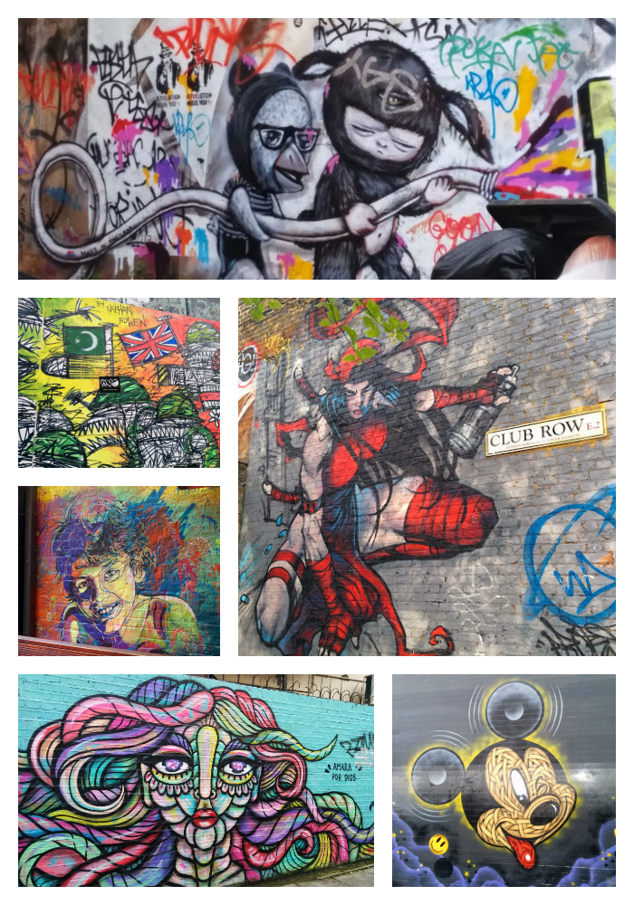 The London Street Art Tour Review