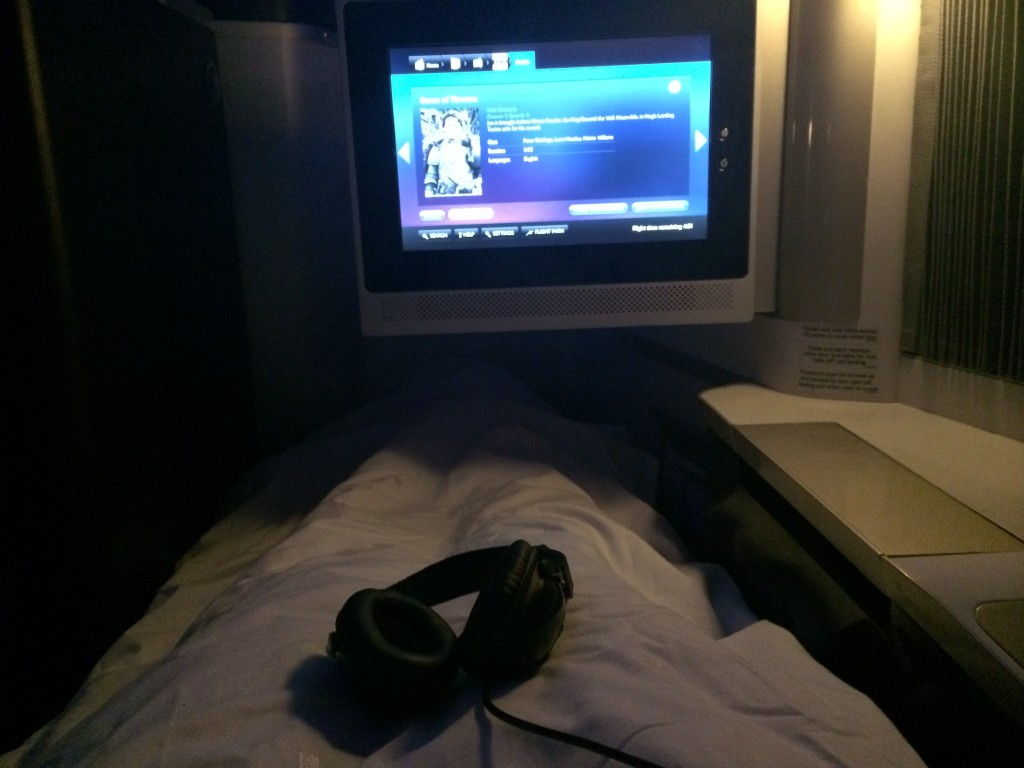 Flight Review: British Airways First Class - London to Tokyo