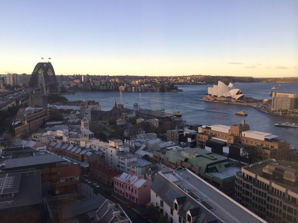 Sydney Harbour View Hotel Rooms