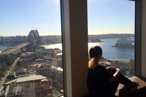 The Room With THE View: Review of Shangri-La Hotel Sydney