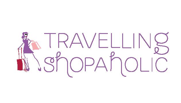 Logo Travelling Shopaholic Final vector color variant 3