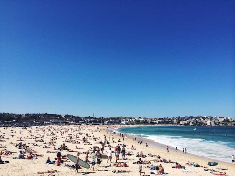 Stylish Guide To Bondi Beach