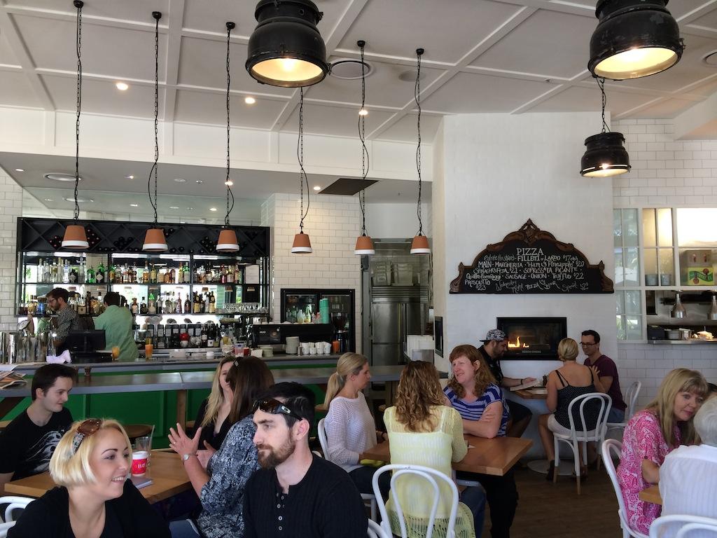 Buzz Restaurant Gasworks