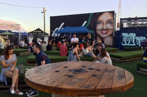 Right Up My Street: Eat Street Markets Brisbane