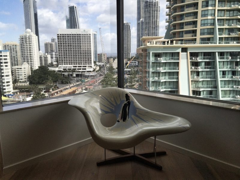 Stylishly Quirky: Review of the QT Hotel Gold Coast