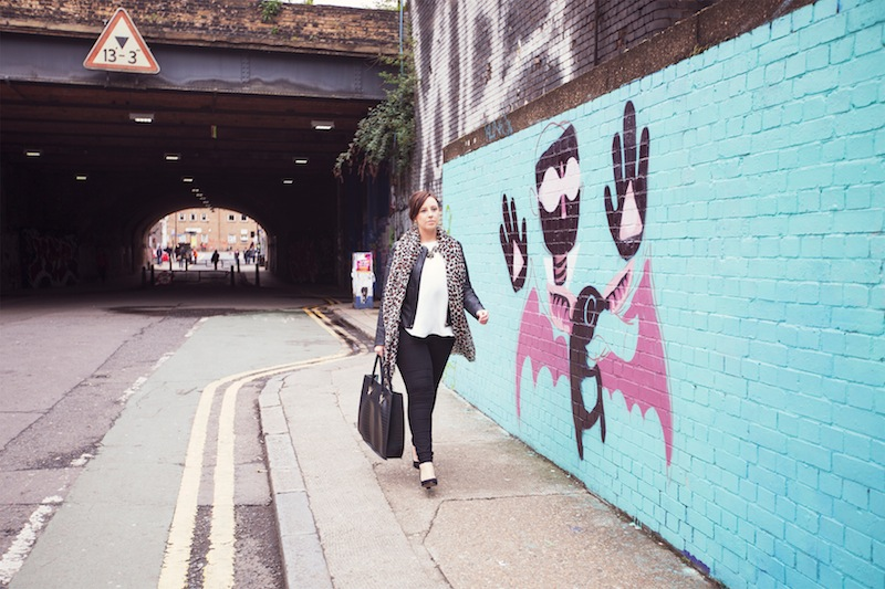 Stalking the streets of London