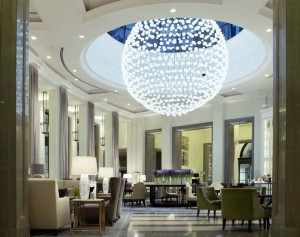 Luxury in London: A Stay At The Corinthia Hotel