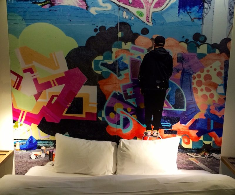 A Street Art Inspired Stay In Shoreditch – Review Of Qbic Hotel London City