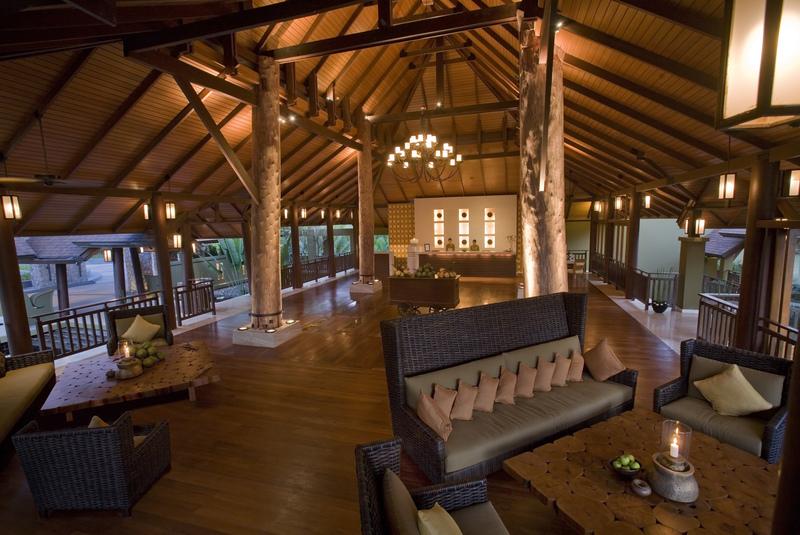 Lobby at Anantara Si Kao