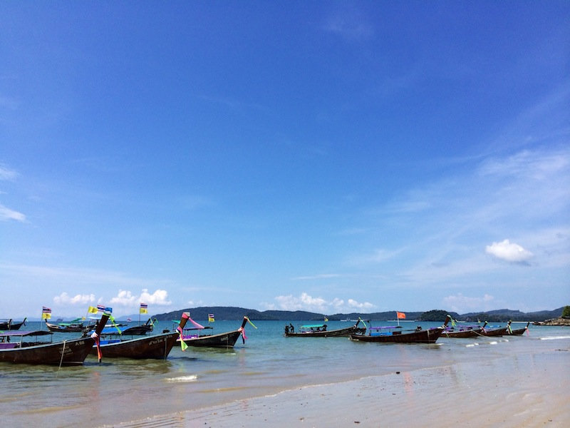 Tips for travelling to Ao Nang Beach Krabi