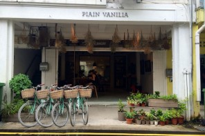 Plain Vanilla Bakery in charming Tiong Bahru