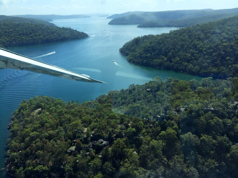 Sydney From A Seaplane: Our Scenic Flight With Sydney Seaplanes