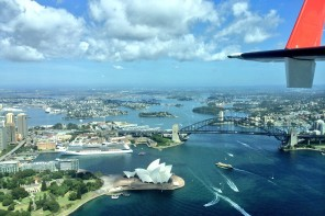 Sydney From The Sky: A Flight With Sydney Seaplanes