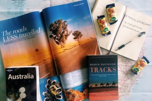 #TravelBookChat Australia Round Up & Reading List