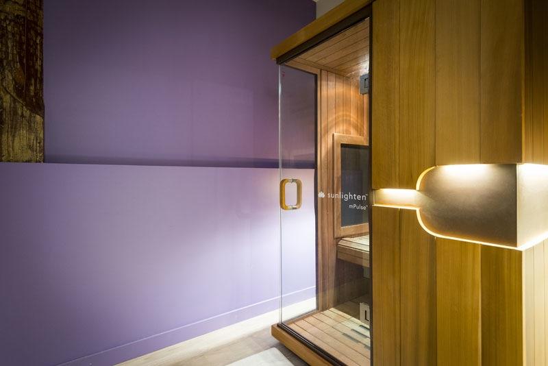 infrared sauna Espavita