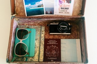 Travelling with the Olympus PEN mini