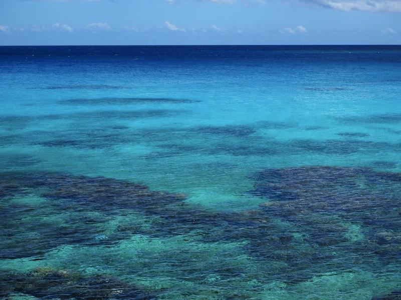 Jinek Bay Lifou Island