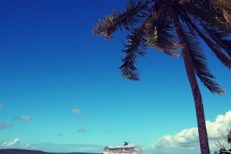 Carnival Legend in Lifou