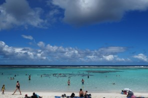 O My Maré – Yejele Beach In New Caledonia