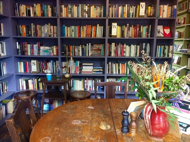 Ampersand Cafe and Bookstore