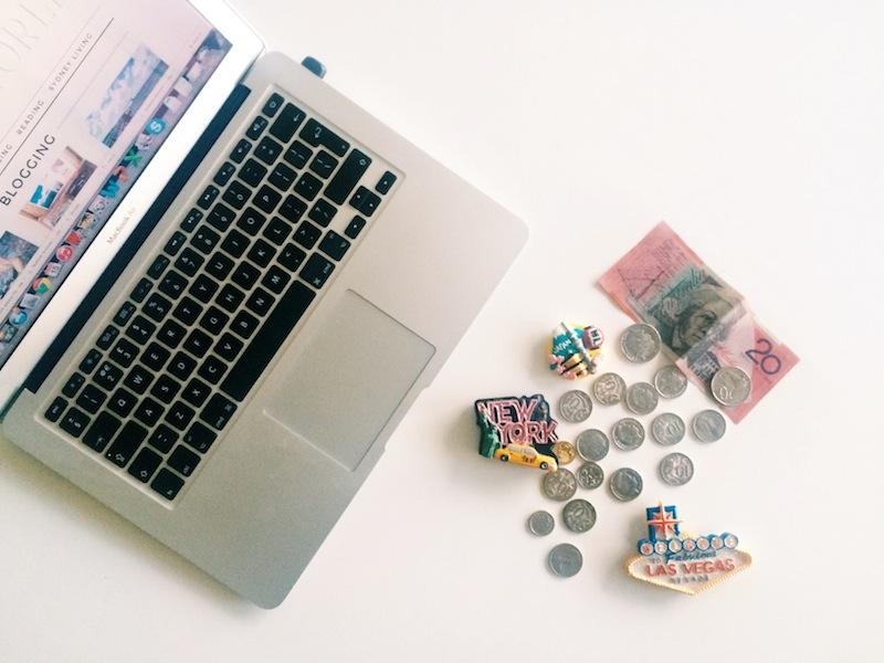 How a travel blogger makes a living