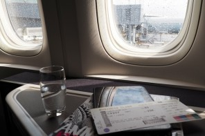 Flying Business Class With Cathay Pacific – Hong Kong to London