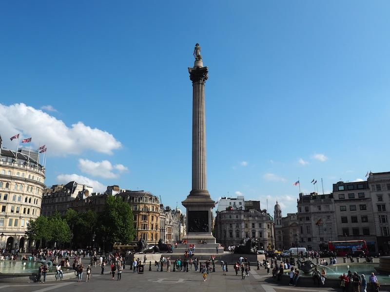 Sofitel St James is less than 5 minutes walk from Trafalgar Square