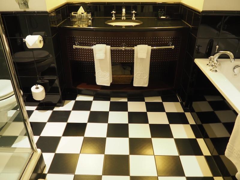 Bathroom tiling at its best