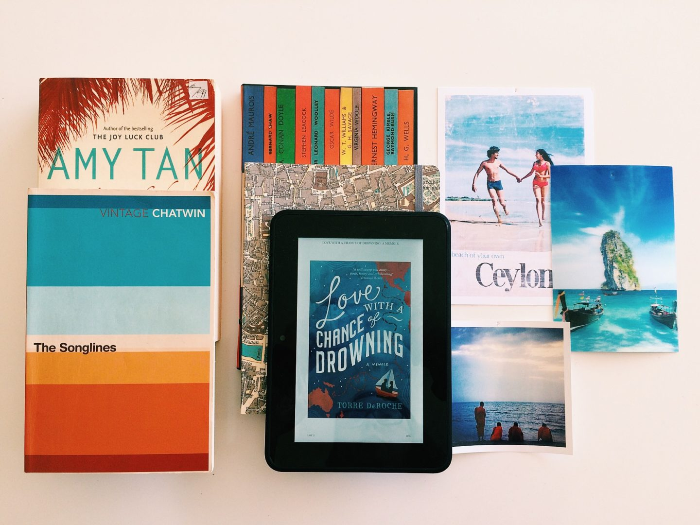 Top Travel Literature: Best Books For Armchair Travel