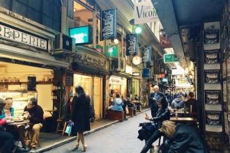 Melbourne Lanesways