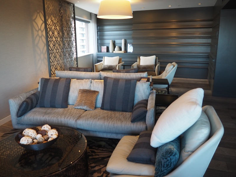 PARKROYAL Darling Harbour Club Lounge