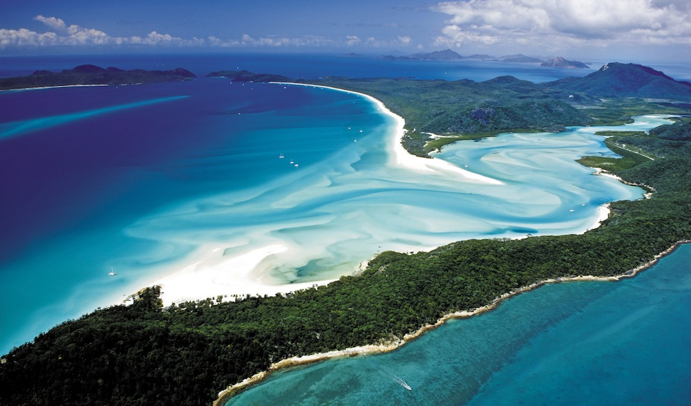 Australia bucket list - Whitehaven Beach, The Whitsundays, Queensland