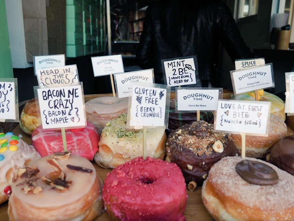 Doughnut Time Brisbane