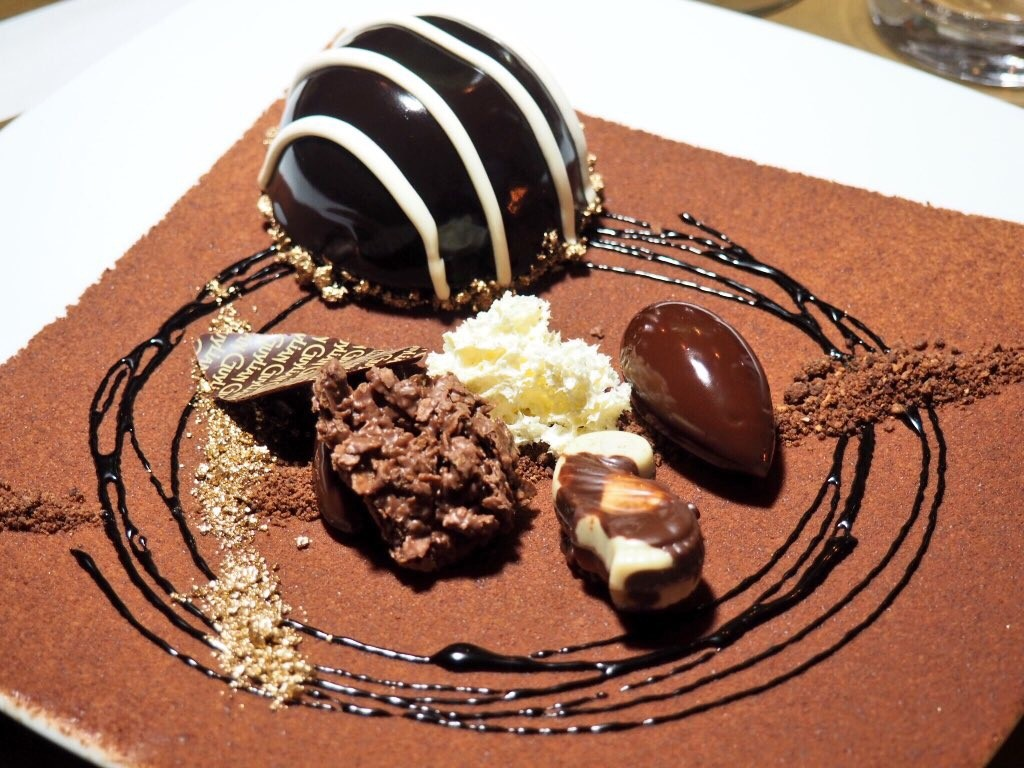 Literally the bomb - Guylian Bombe Au Chocolate