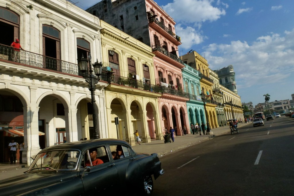 The Colours of Cuba