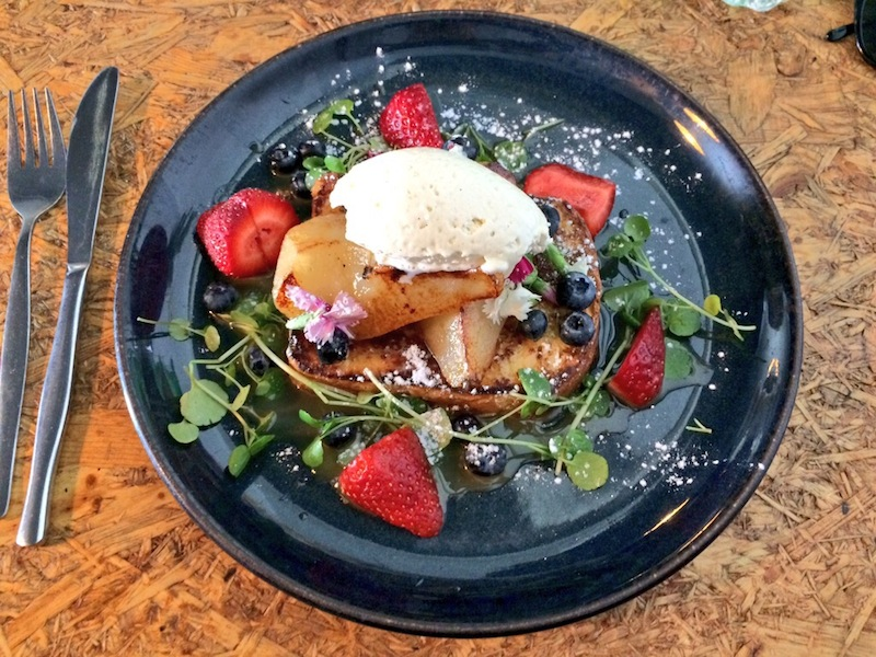 Hey good looking! Brioche French Toast at Elk Broadbeach