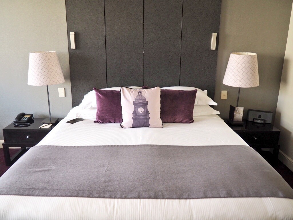 The famously comfy Sofitel MyBed