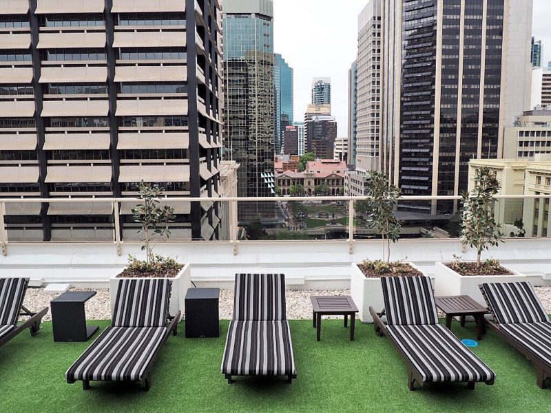 Room With A View – Sofitel Brisbane Central