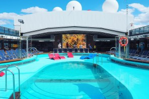 A Feast At Sea – Dining On Board The Carnival Spirit