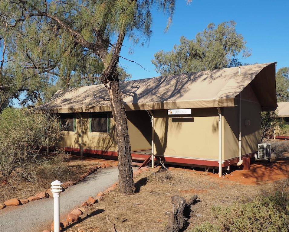The Len Tuit Lodge