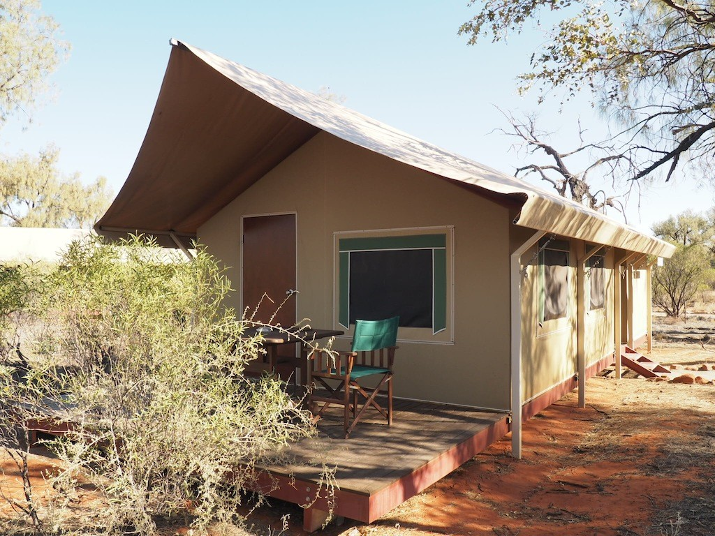 Glamping At The Kings Canyon Wilderness Lodge