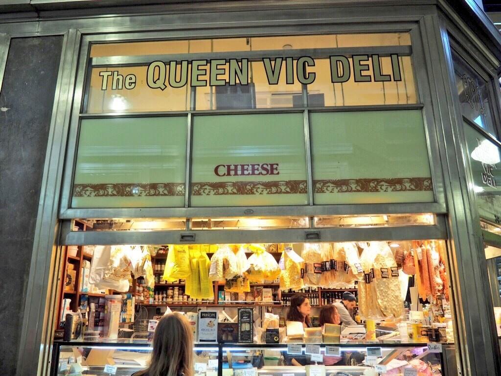 Queen Vic Market Dairy Hall