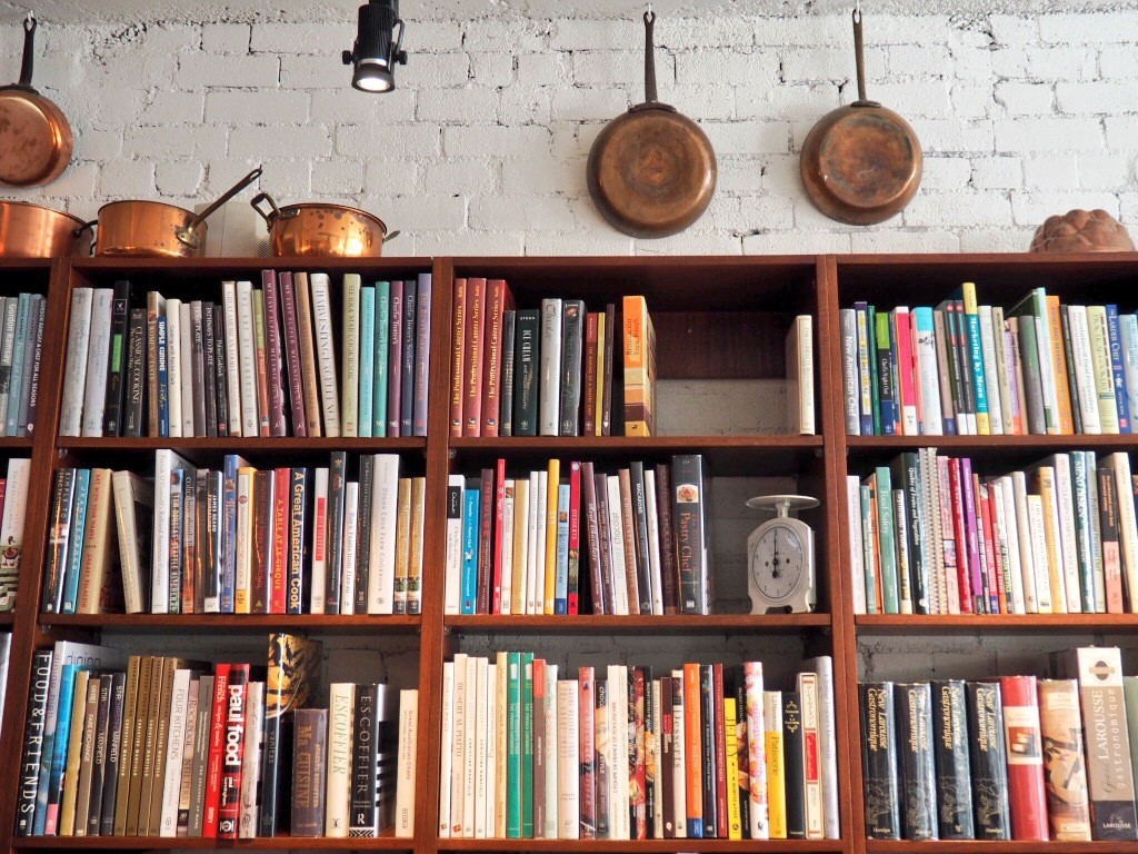 Books For Cooks recently opened at Queen Victoria Market