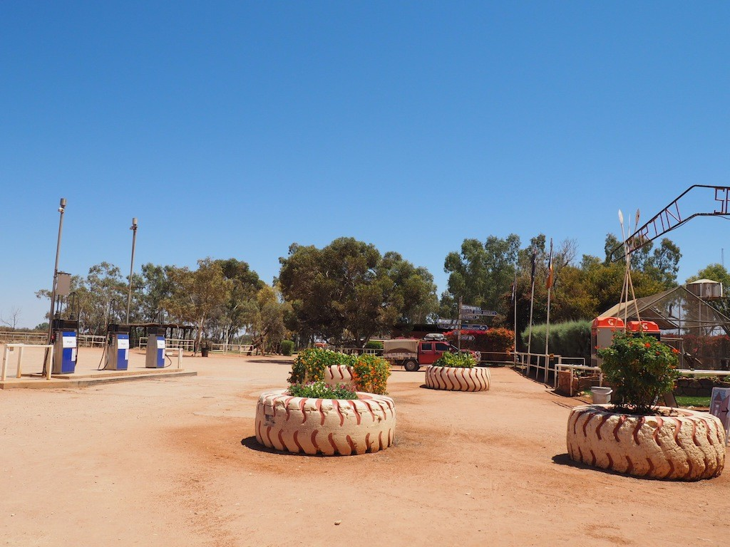 Quirky Curtin Springs