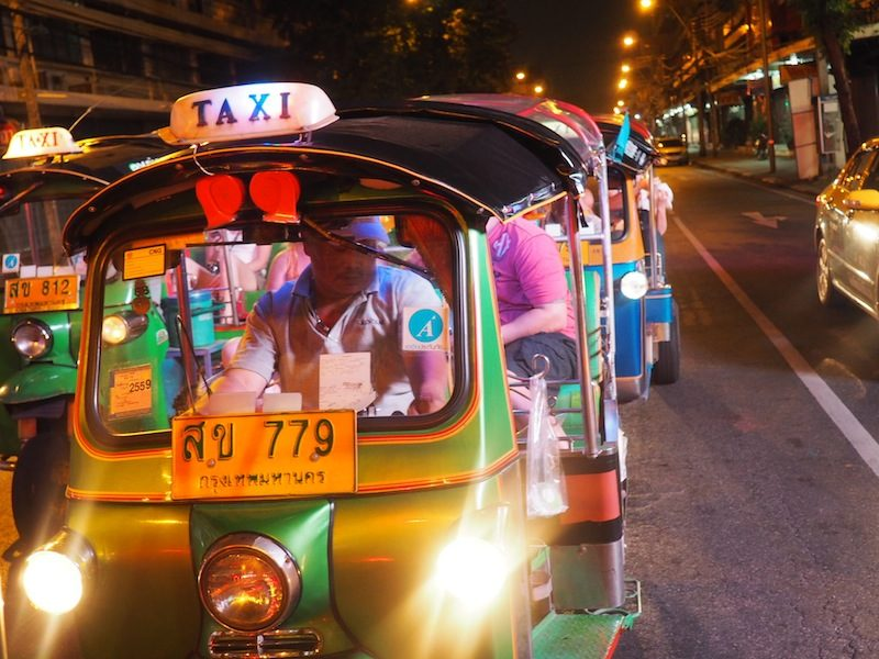 Bangkok By Night Tuk Tuk Tour