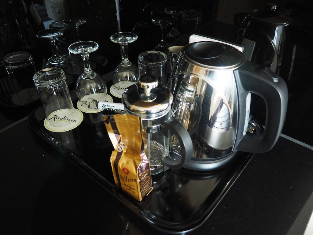 In room amenities include full tea and coffee making facilities