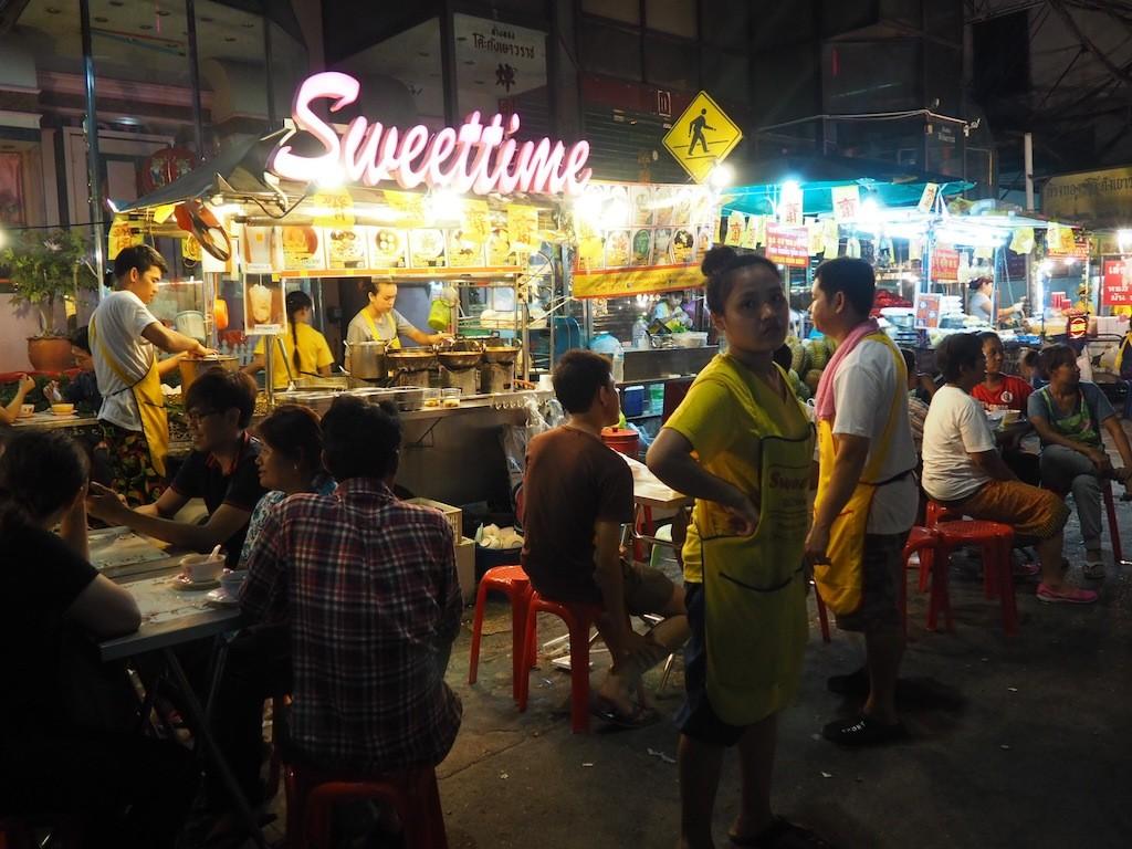 Dessert in Chinatown