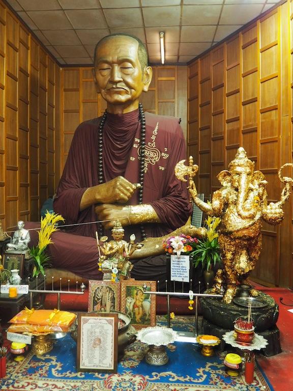 Hidden at Klong San Market