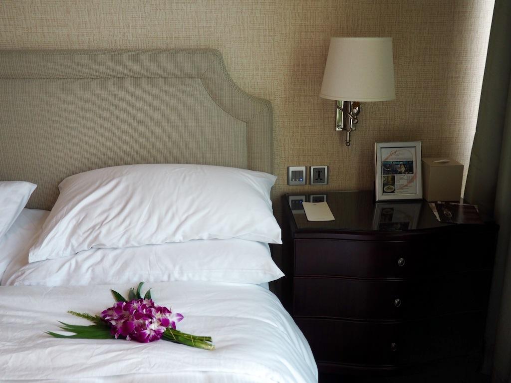 Where To Stay In Bangkok   Oriental Residence Bangkok Luxury Hotel